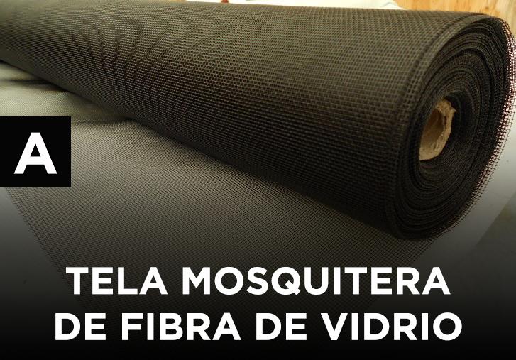 Tela mosquitera de fibra de vidrio adco - Tela para mosquitera ...